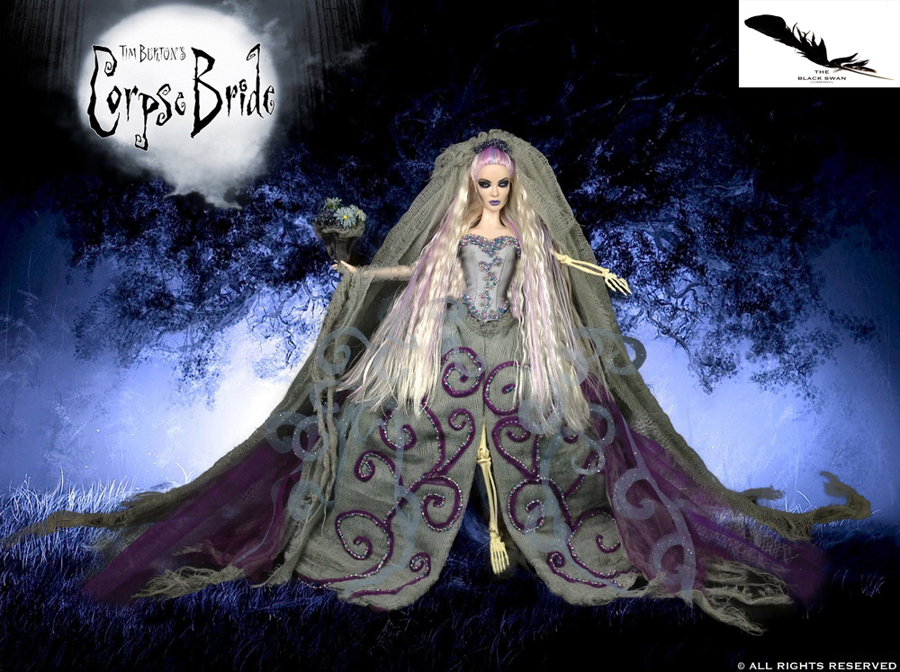 Monster High Ebay >> THE CORPSE BRIDE @ The Black Swan Company